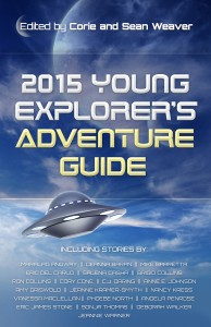 2015 Young Explorer's Adventure Guide cover